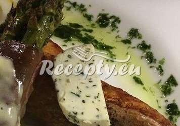 Bylinkové máslo Recepty na přílohy