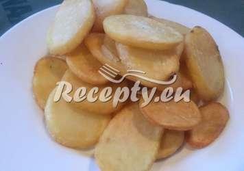 Domácí bramborové dukátky