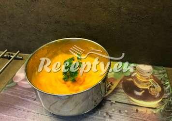 Dýňové pyré s jedlými kaštany Recepty na přílohy