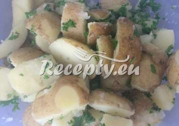 Petrželkové brambory