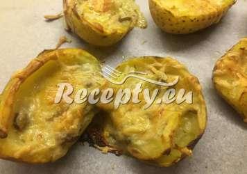 Plněné brambory Recepty na přílohy
