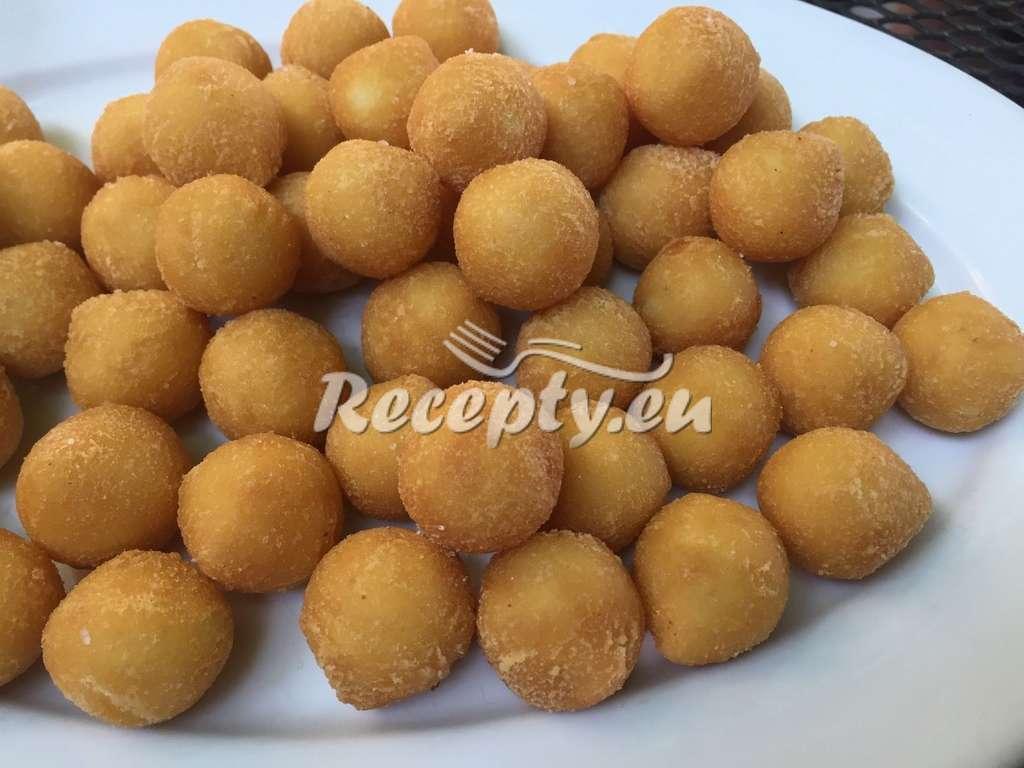 Domácí bramborové minikroketky