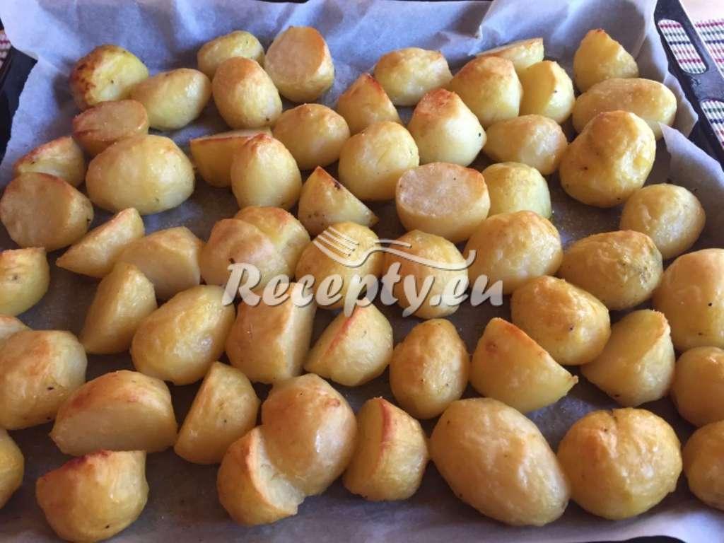 Pečené brambory podle dědečka