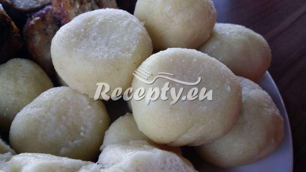 Pikantní bramborové knedlíky